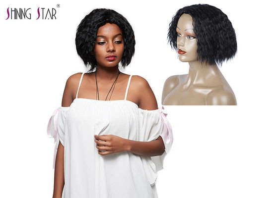 China Kinky Straight Hair Wig Short Bob Wigs Human Hair For All Skin Women Remy Hair distributor